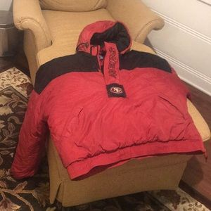 San Francisco 49er jacket